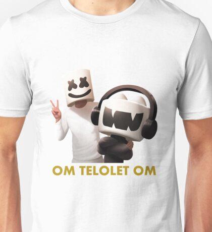 DJ Marshmello - Om telolet om Unisex T-Shirt