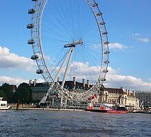 London Eye by MattPayne160791