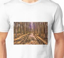 Light in the Forest Unisex T-Shirt