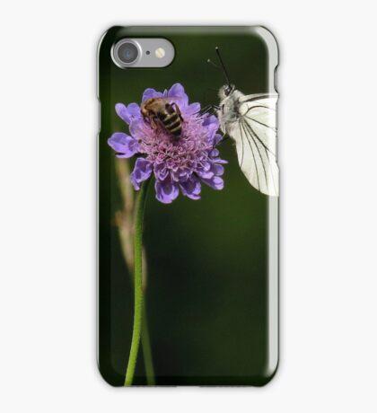 Self~Propelled Flowers ~ 2017-12 iPhone Case/Skin