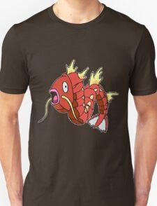 Shiny Megaevolved Magikarp Is Not Pleased T-Shirt