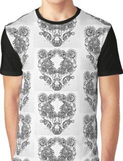 paisley tiger Graphic T-Shirt