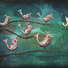 Birds of a Feather by fizzyjinks