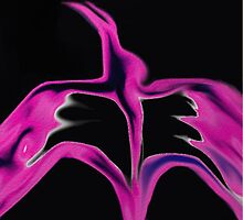 Abstract pheonix  by franceslewis