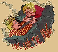 Long Live The King by Nana Leonti