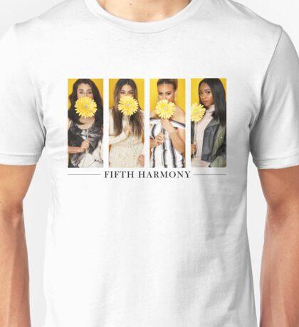 YELLOW FIFTH HARMONY Unisex T-Shirt