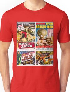 Sci-Fi Poster Collection #5 Unisex T-Shirt
