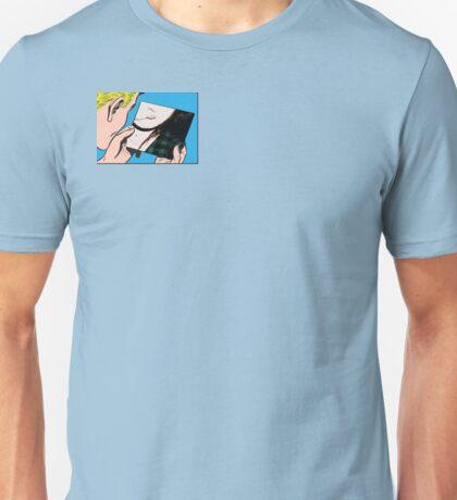 Pop art designe Unisex T-Shirt