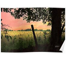 Field Of Dreams Photographic Art Picture, Posters, Cards, Cases, Totes Poster