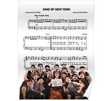 King of New York - Newsies Poster