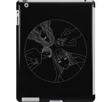 Black Paradox iPad Case/Skin