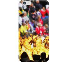 Olympic Fire – London Olympics iPhone Case/Skin