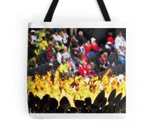 Olympic Fire – London Olympics Tote Bag