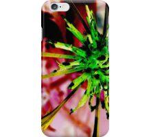 Photoshopped Flower 1 iPhone Case/Skin