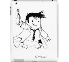 Meet the Whodipose!! iPad Case/Skin