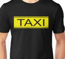 Taxi sign Unisex T-Shirt