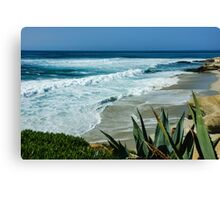 La Jolla Shores California -  Canvas Print