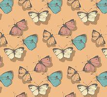 Butterflies by julietblnk