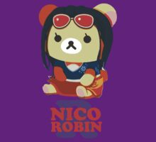 One Piece - Nico Robin [Bear Edition] by Sandy W