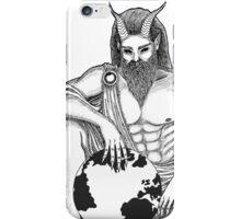 Father God iPhone Case/Skin