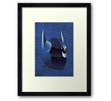 The Batman Framed Print