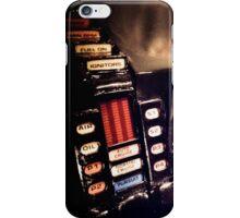 My Knight Rider Dash 01 iPhone Case/Skin