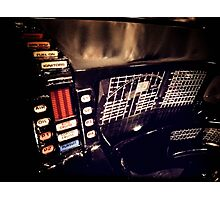 My Knight Rider Dash 01 Photographic Print