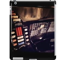 My Knight Rider Dash 01 iPad Case/Skin