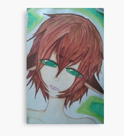Elf Artwork  Canvas Print