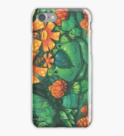 Grass Sanctuary  iPhone Case/Skin