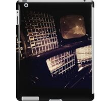 My Knight Rider Retro Styled Dash Photos 04 iPad Case/Skin