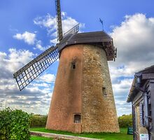 Bembridge Windmill #2 by manateevoyager