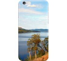 Loch Tay & Ben Lawers iPhone Case/Skin