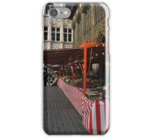 Lübeck - Marktplatz iPhone Case/Skin