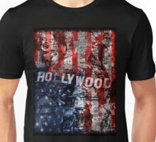 Hollywood never fall... Unisex T-Shirt