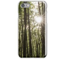His Forest iPhone Case/Skin