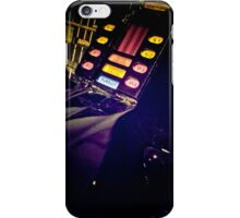 Retro Style Photos Of My Knight Rider Dash 10 iPhone Case/Skin