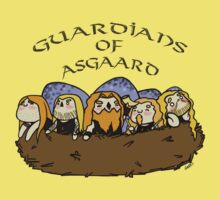 Chibi Amon Amarth: Guardians of Asgaard One Piece - Short Sleeve