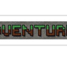 Adventurer Sticker