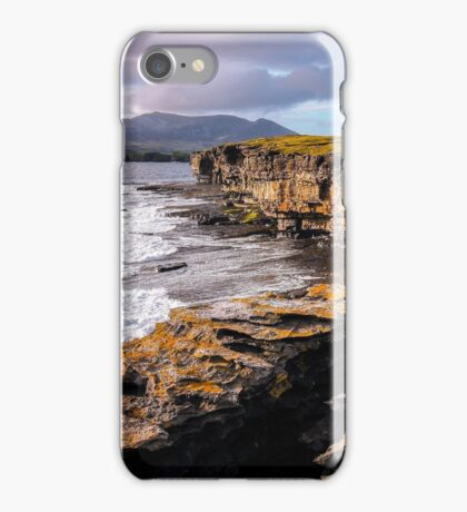Twilight at Muckross - County Donegal, Ireland iPhone Case/Skin