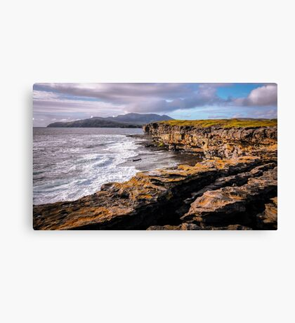 Twilight at Muckross - County Donegal, Ireland Canvas Print