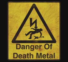 Danger Of Death Metal by Buleste