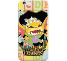 Dino Gnar iPhone Case/Skin