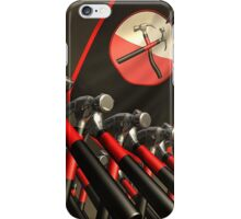 ...and the hammers batter down your door! iPhone Case/Skin
