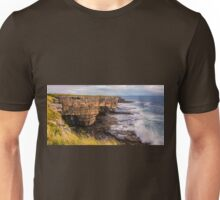 Sea Caves at Muckross - County Donegal, Ireland Unisex T-Shirt