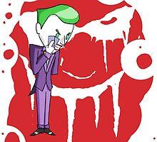 Joker by KleinMatthew