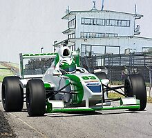 Formula Atlantic Race Car V by DaveKoontz