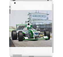 Formula Atlantic Race Car V iPad Case/Skin