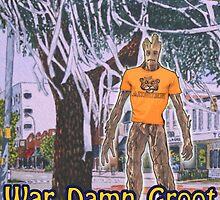 War Damn Groot by bamshackle