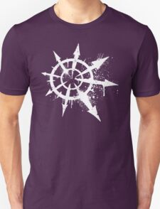 Tag of Chaos (white) Unisex T-Shirt